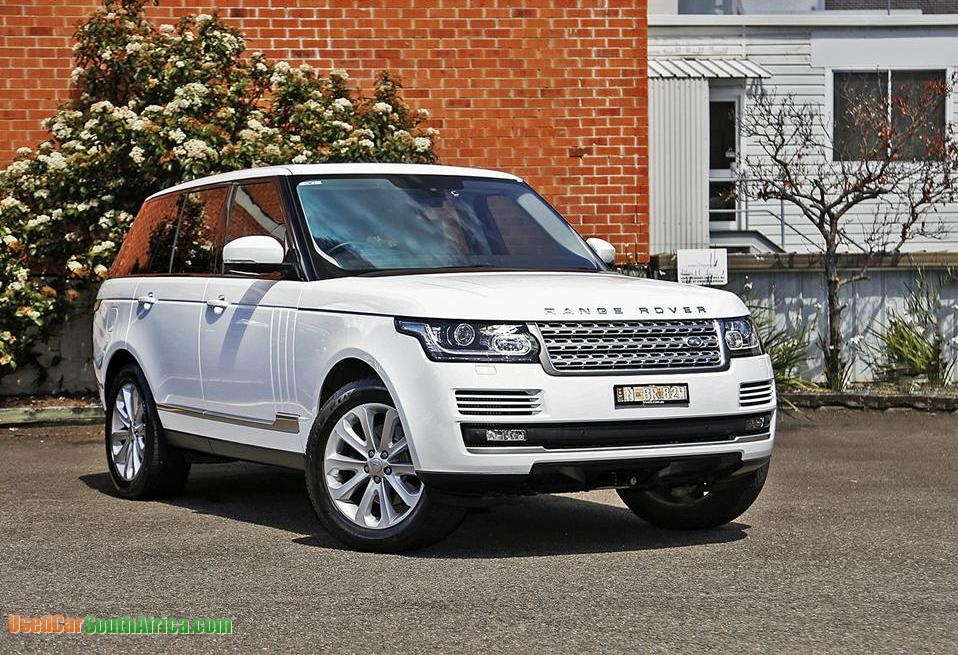 2014 Land Rover Range Rover Vogue Used Car For Sale In