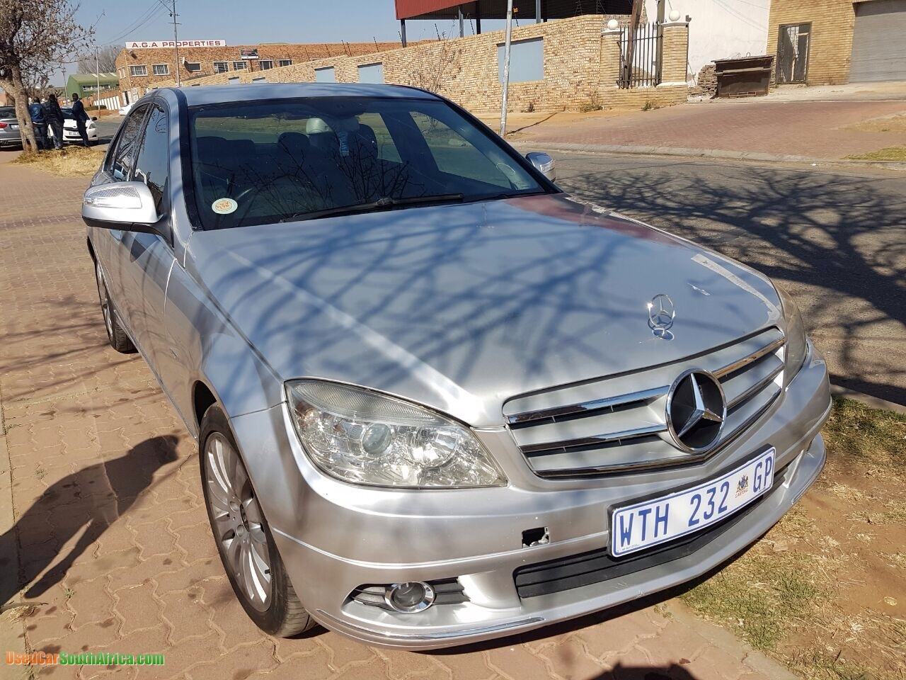 2009 Mercedes Benz C200 Used Car For Sale In Johannesburg
