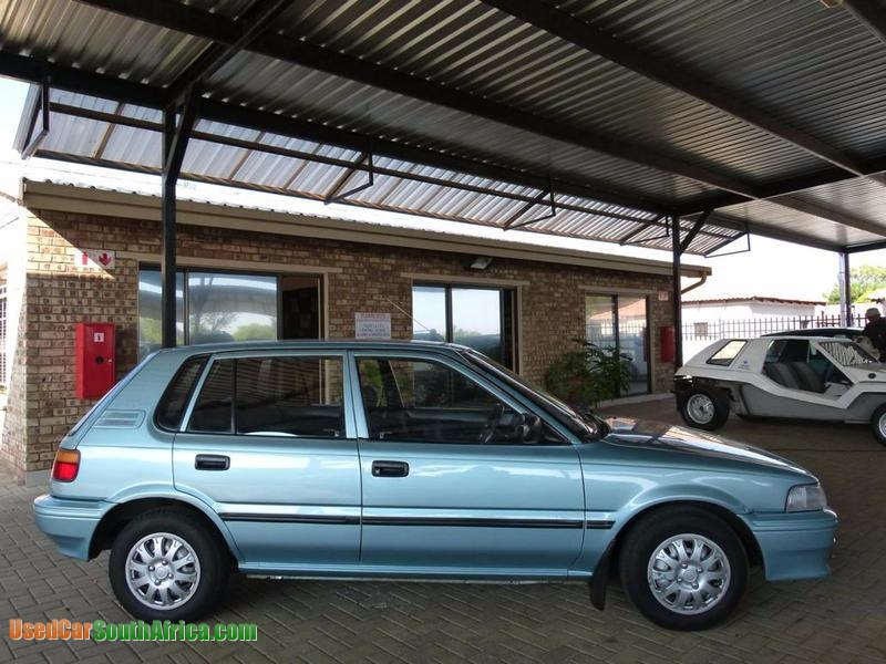 1997 Toyota Conquest 130 Used Car For Sale In Rustenburg