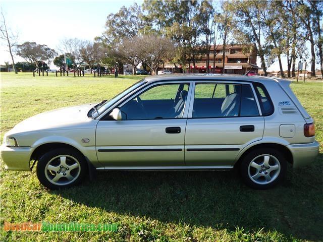 2005 Toyota Tazz 160 Used Car For Sale In Margate Kwazulu