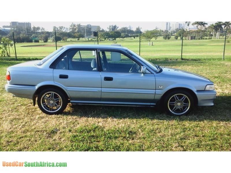 1993 Toyota Corolla 180i Used Car For Sale In Kempton Park