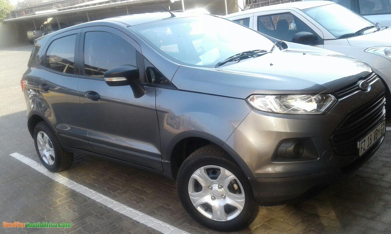 2017 Ford Escort Used Car For Sale In Pretoria North