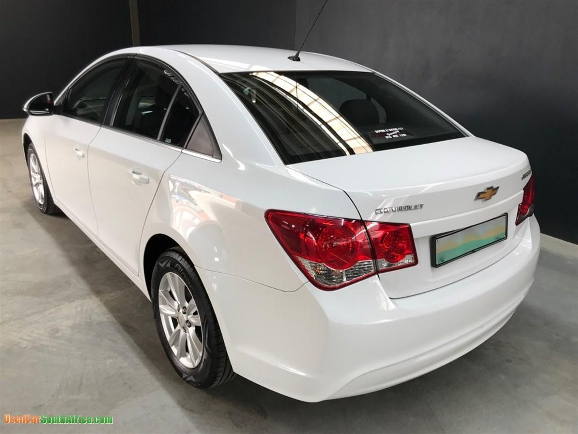 2015 Chevrolet Cruze 1.6Gls used car for sale in Alberton ...