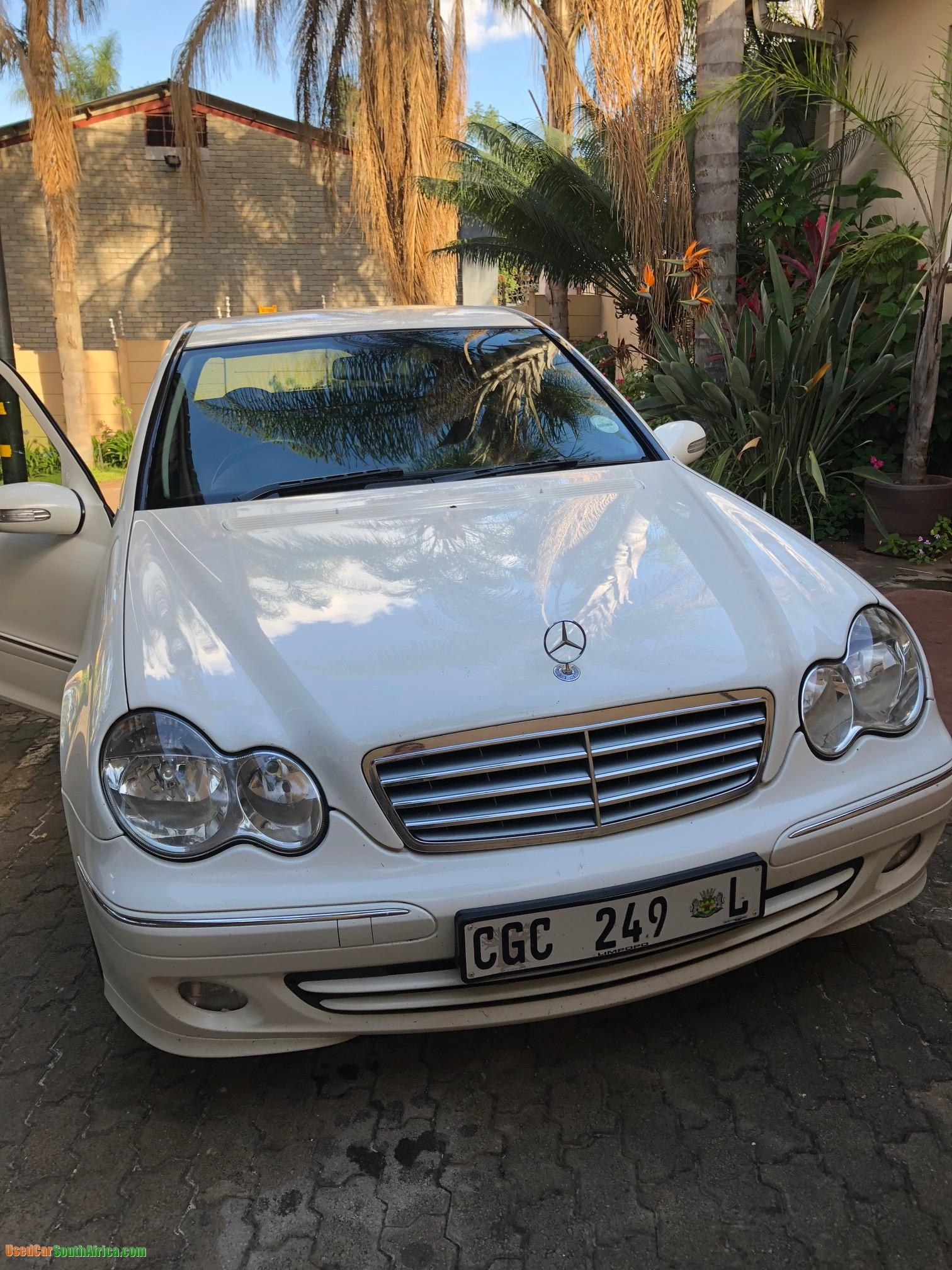2005 Mercedes Benz C270 C270cdi Elegance Used Car For Sale