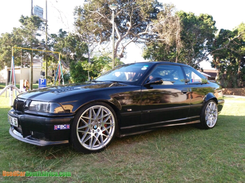 1995 BMW M-Coupe BMW M3 Turbo used car for sale in Kokstad ...
