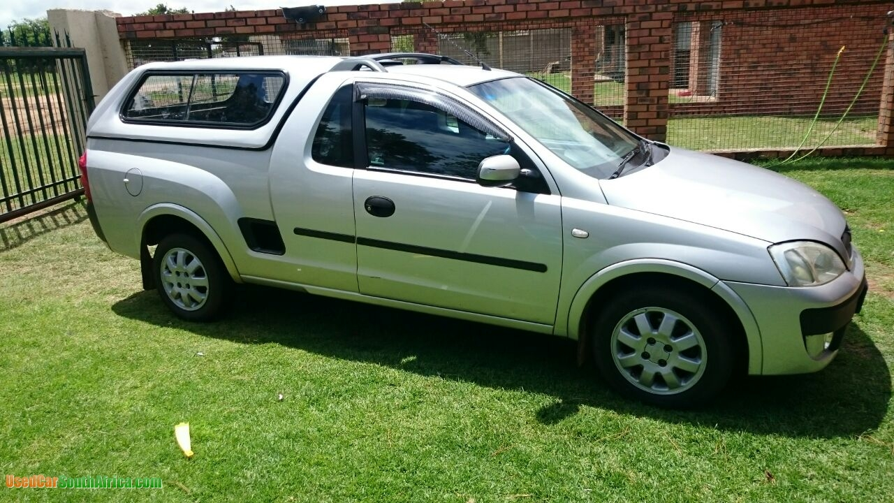 2008 Opel Corsa Utility 1 8 Used Car For Sale In Edenvale Gauteng South Africa