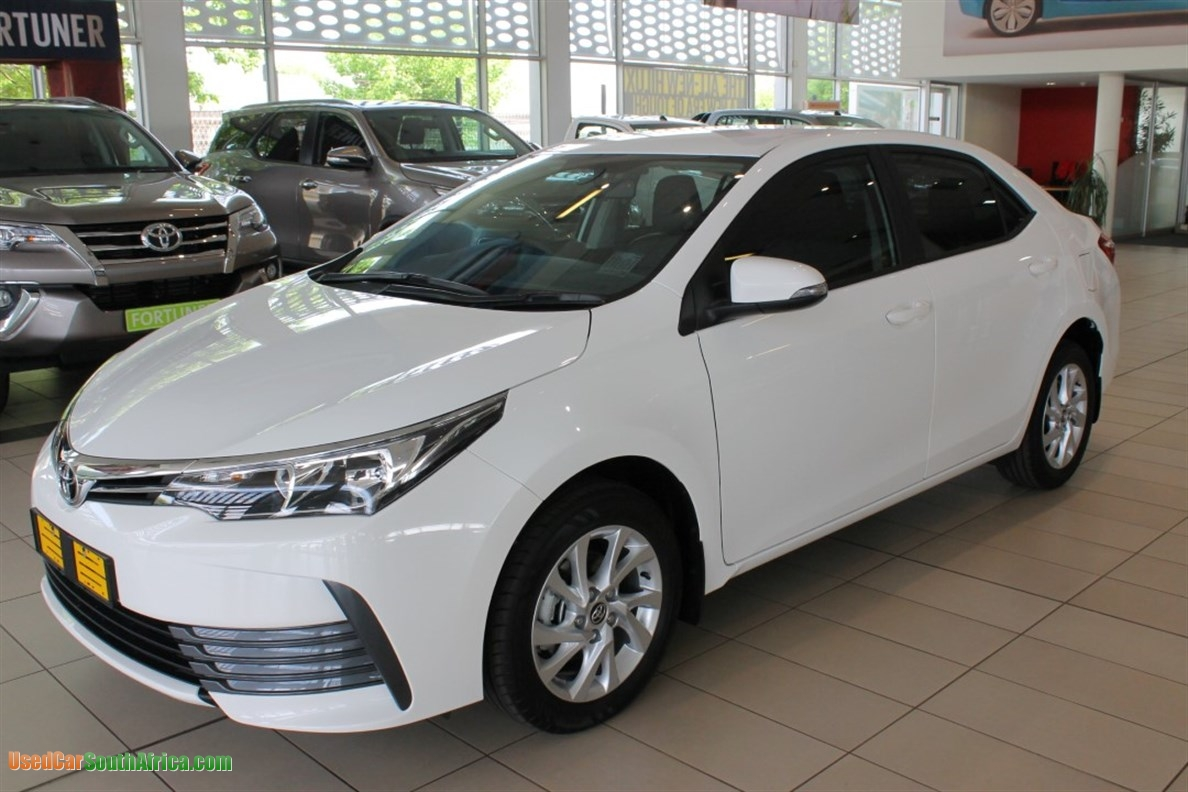 2018 Toyota Corolla Le Brand New Toyota Corolla 1 6