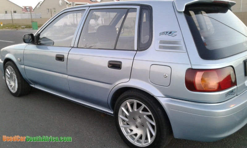 1999 Toyota Tazz 1 6 Used Car For Sale In Johannesburg