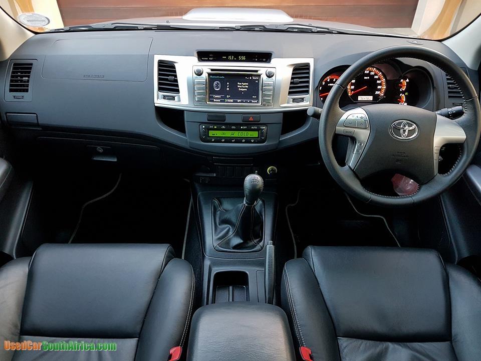 2016 Toyota Toyoace Toyota Hilux Legend 45 Double Cab 2x4