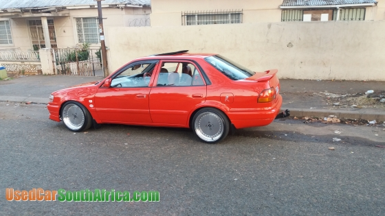 1999 Toyota Corolla 1 6 Used Car For Sale In Johannesburg