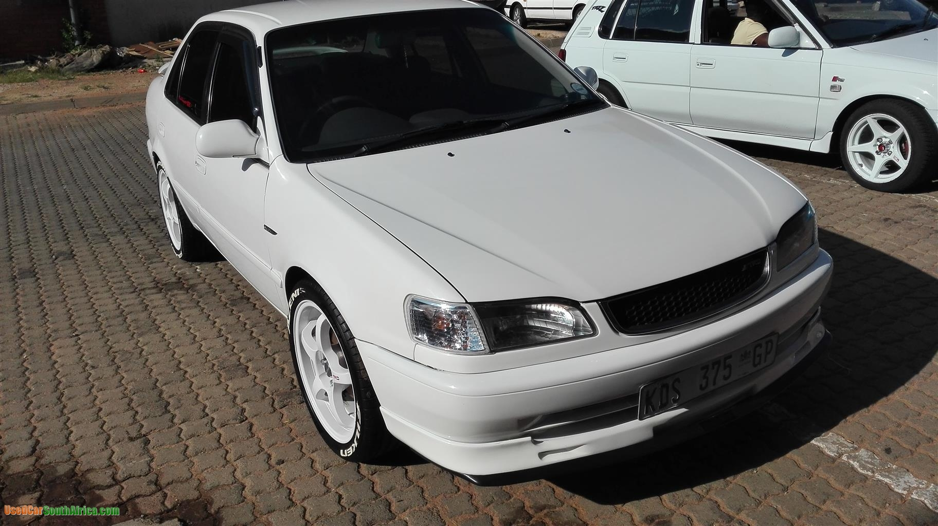 2008 Toyota Corolla For Sale >> 2001 Toyota Corolla 1.6 used car for sale in Johannesburg ...