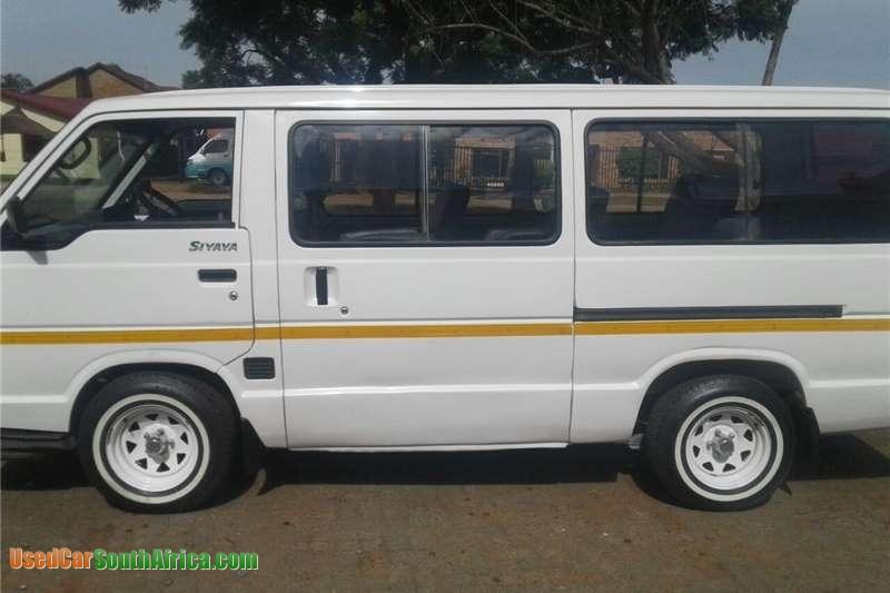 2007 Toyota Hi Ace Used Car For Sale In Pretoria North