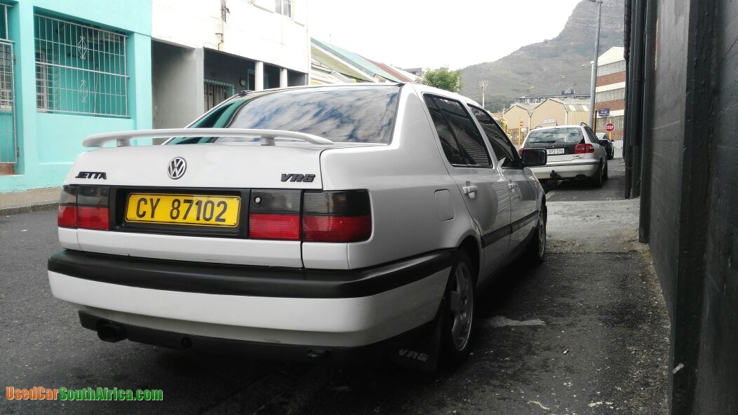 1995 Volkswagen Jetta Vr6 2 8 Used Car For Sale In