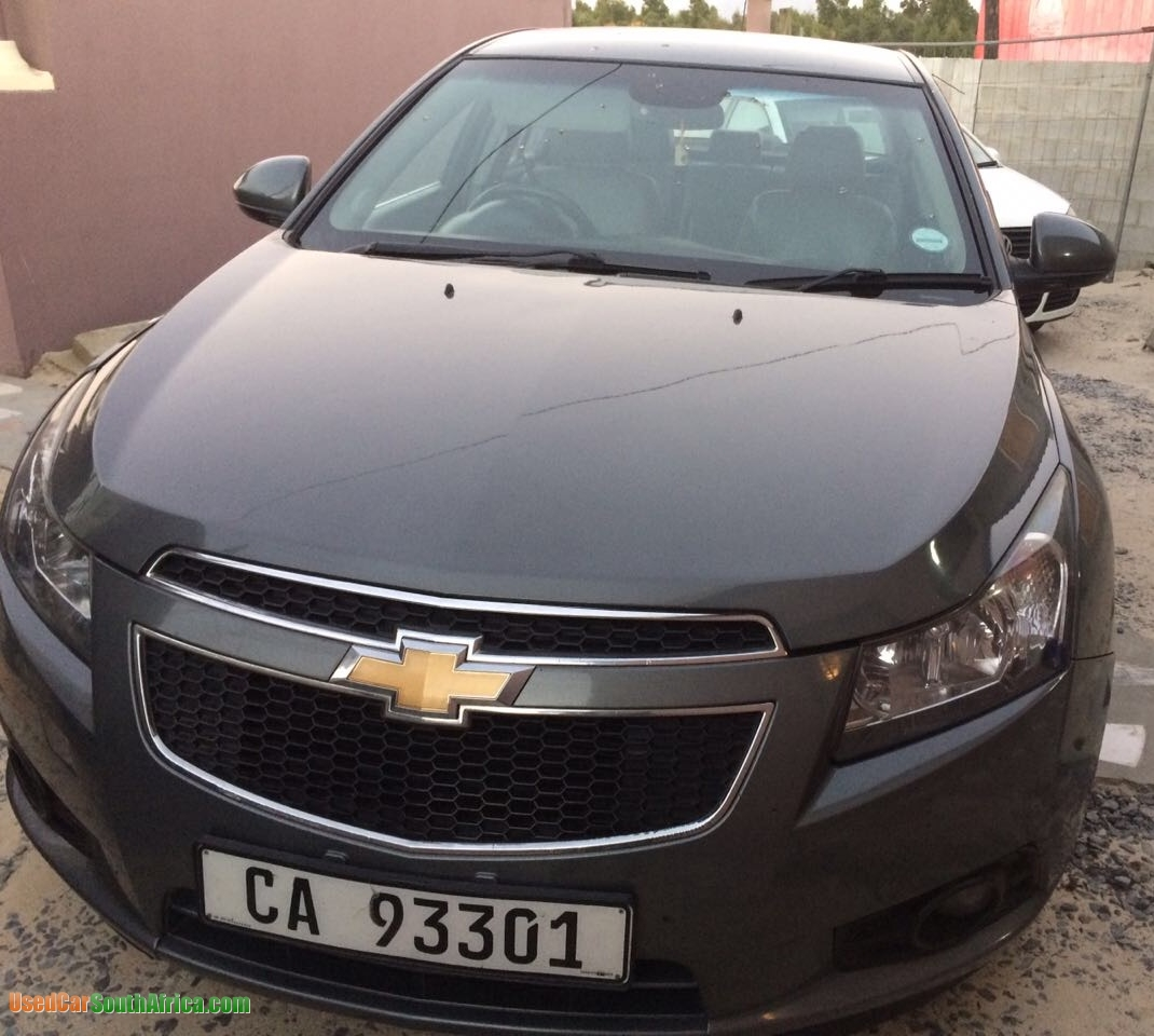2012 Chevrolet Cruze LT used car for sale in Cape Town ...
