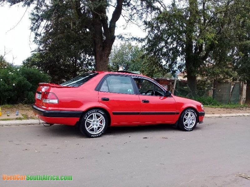 1997 Toyota Corolla Rxi Used Car For Sale In Alberton