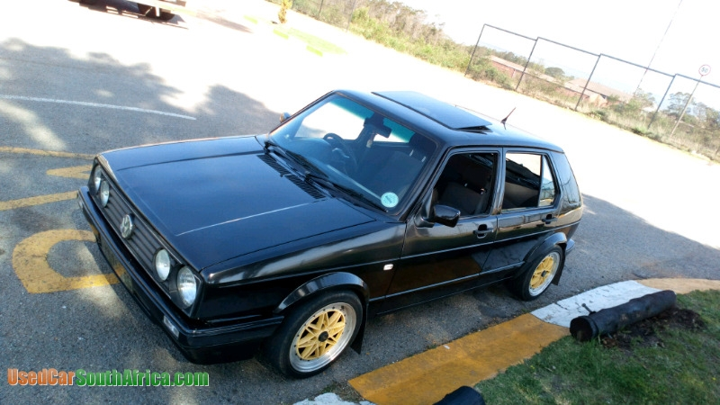 1999 volkswagen golf 1 8 used car for sale in cape town. Black Bedroom Furniture Sets. Home Design Ideas