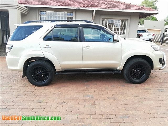 1997 toyota fortuner 4 0 used car for sale in randburg