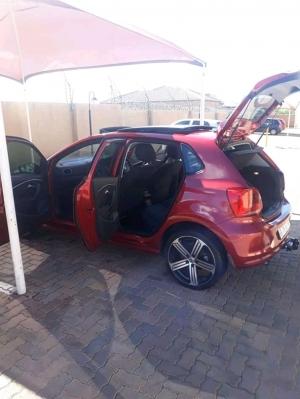 Volkswagen Polo 1.4 polo gti