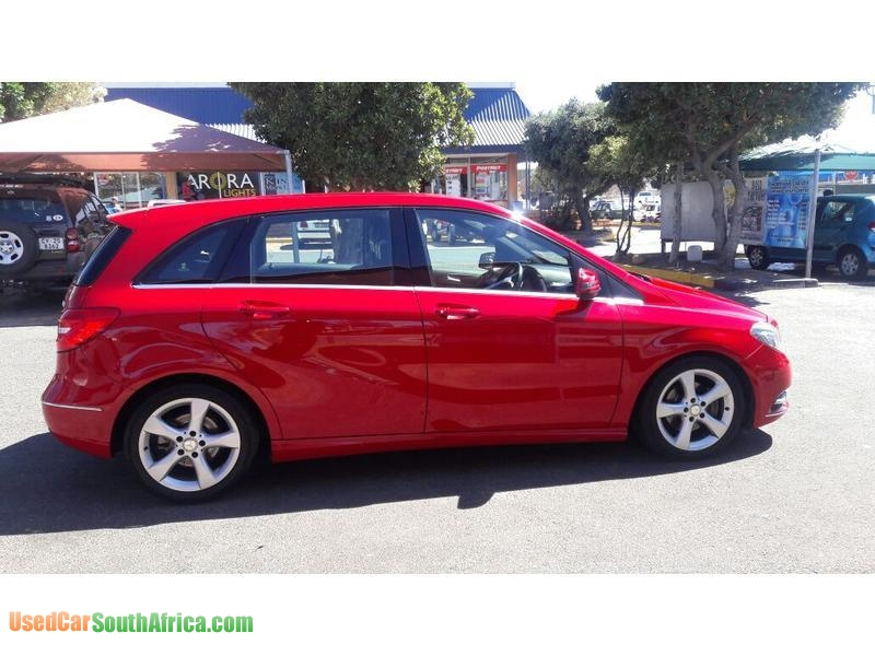 2016 Mercedes Benz B200 200cdi Used Car For Sale In Johannesburg