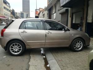 Toyota RunX 1.4