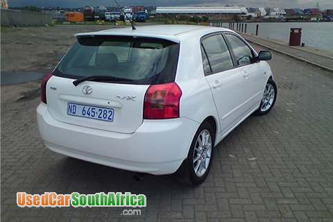 2003 Toyota Runx Used Car For Sale In Durban North Kwazulu Natal South Africa Usedcarsouthafrica Com