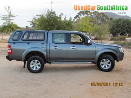 2007 Ford Ranger Ford Ranger 4 0 V6 Automatic Double Cab 4x4 Used Car For Sale In Paarl Western Cape South Africa Usedcarsouthafrica Com