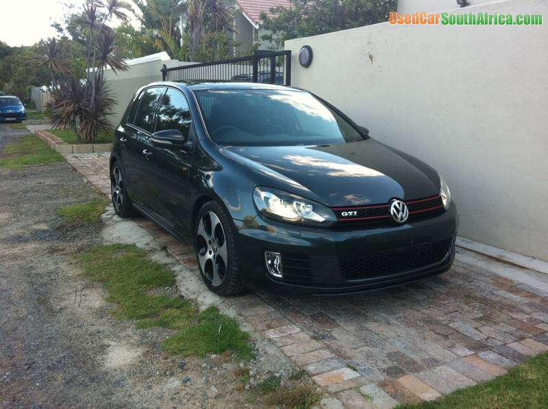 2010 Volkswagen Golf 6 Gti Dsg Used Car For Sale In Johannesburg City Gauteng South Africa Usedcarsouthafrica Com