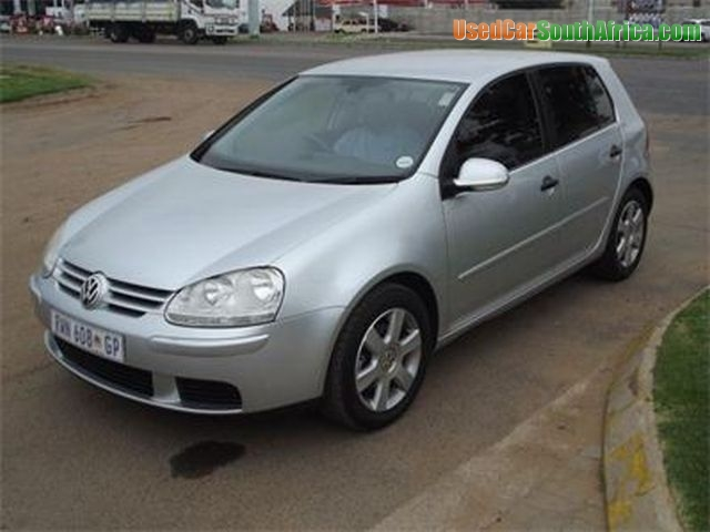 VW Cc For Sale >> 2005 Volkswagen Golf 5 1.9 TDI used car for sale in Cape ...