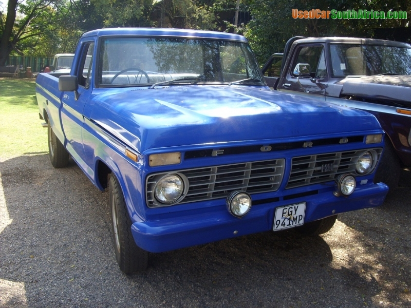 1976 Ford F250 Used Car For Sale In Pretoria East Gauteng South Africa Usedcarsouthafrica Com