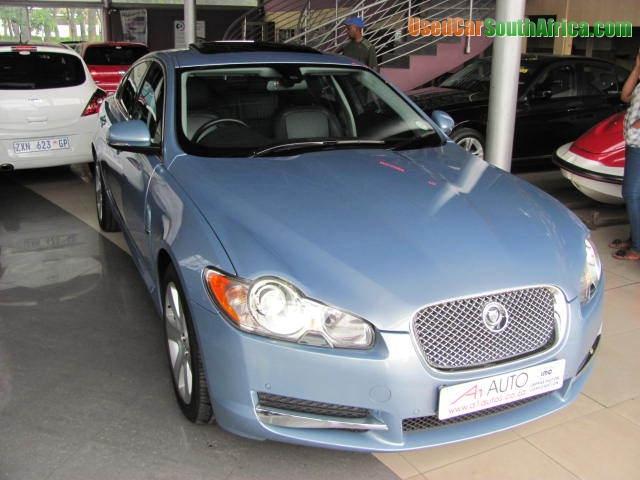 2010 Jaguar XF 3 V6 Prem Lux used car for sale in Pretoria ...