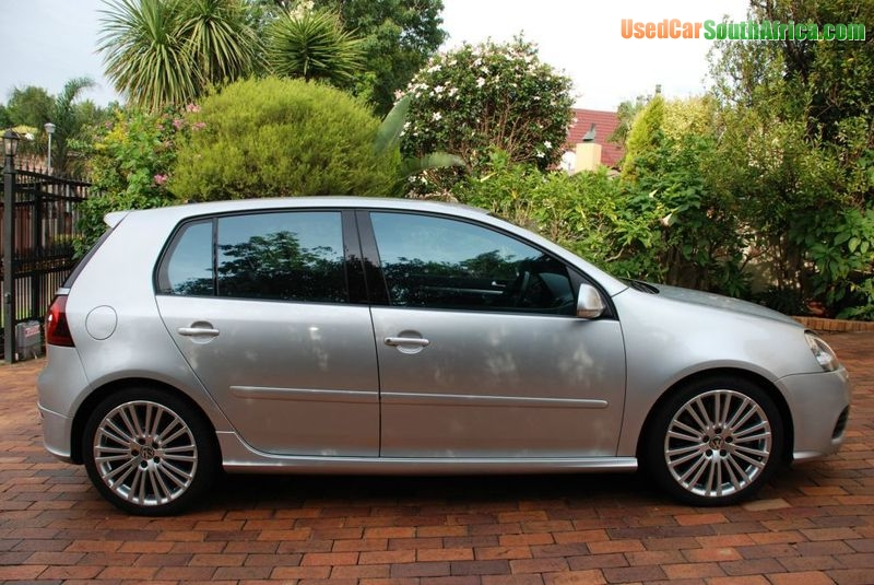 2007 Volkswagen Golf 5 R32 Dsg Used Car For Sale In Johannesburg City Gauteng South Africa Usedcarsouthafrica Com