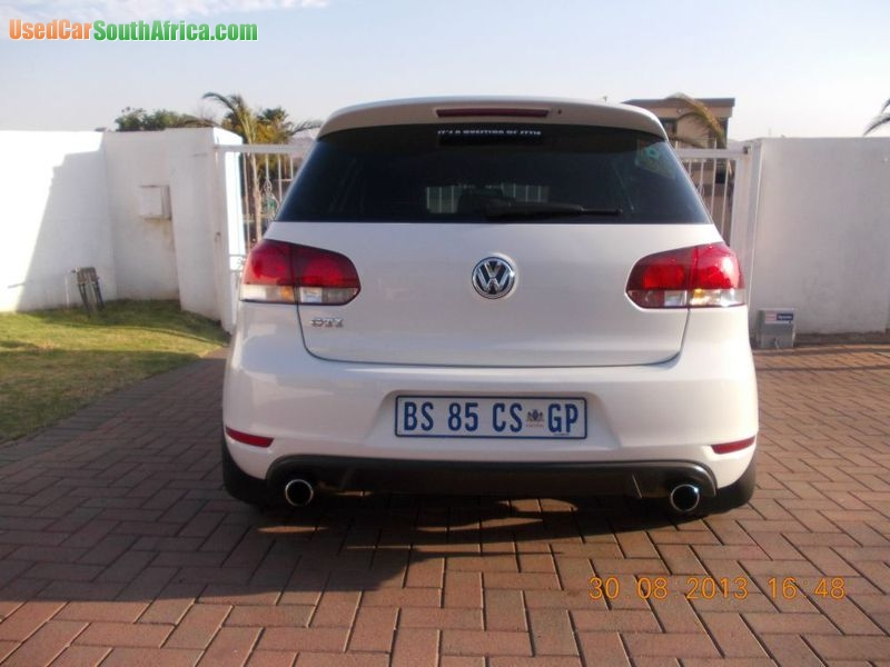 2012 Volkswagen Golf 6 Gti Dsg Used Car For Sale In Johannesburg City Gauteng South Africa Usedcarsouthafrica Com