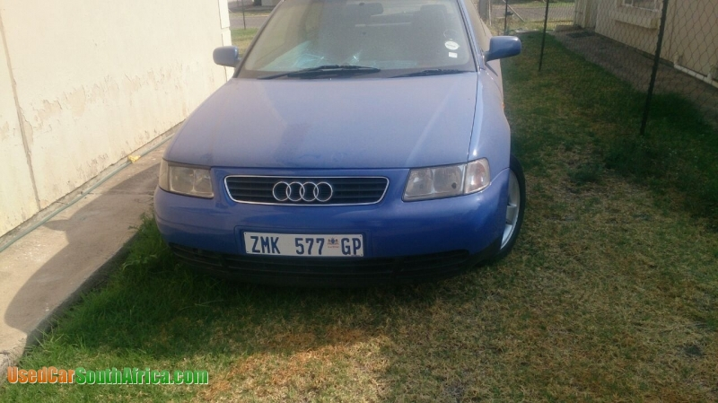 2001 Audi A3 1.8T used car for sale in Gauteng South ...