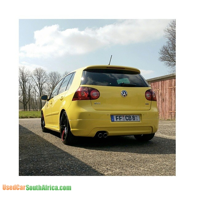 2012 Volkswagen Golf LX Used Car For Sale In Cape Town