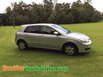2005 Toyota Runx Automatic Used Car For Sale In Pretoria Central Gauteng South Africa Usedcarsouthafrica Com