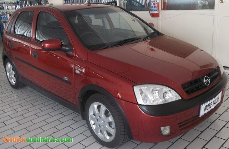 2006 Opel Corsa 1.7CDTI used car for sale in Welkom ...