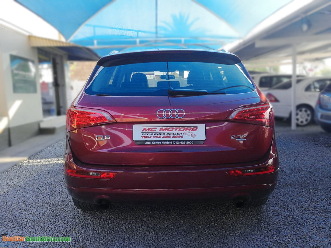 2012 Audi Q5 used car for sale in Klerksdorp North West