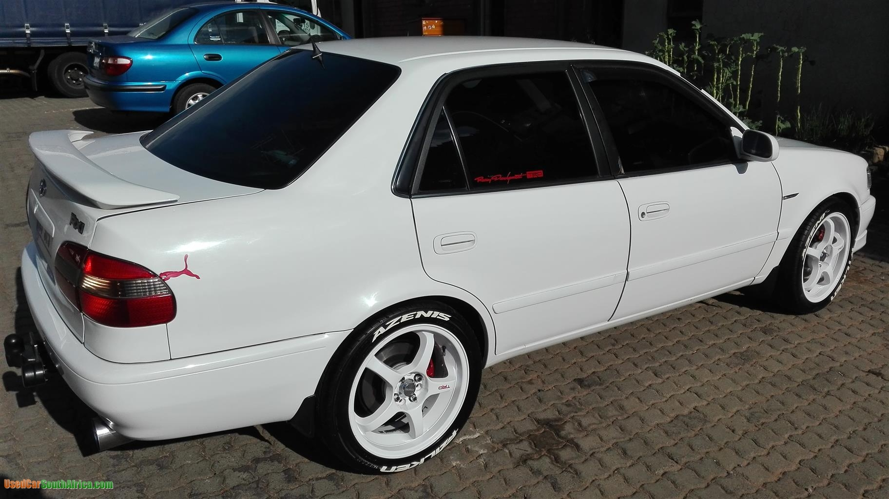Used Toyota Corolla 2010 >> 2001 Toyota Corolla 1.6 used car for sale in Johannesburg South Gauteng South Africa ...
