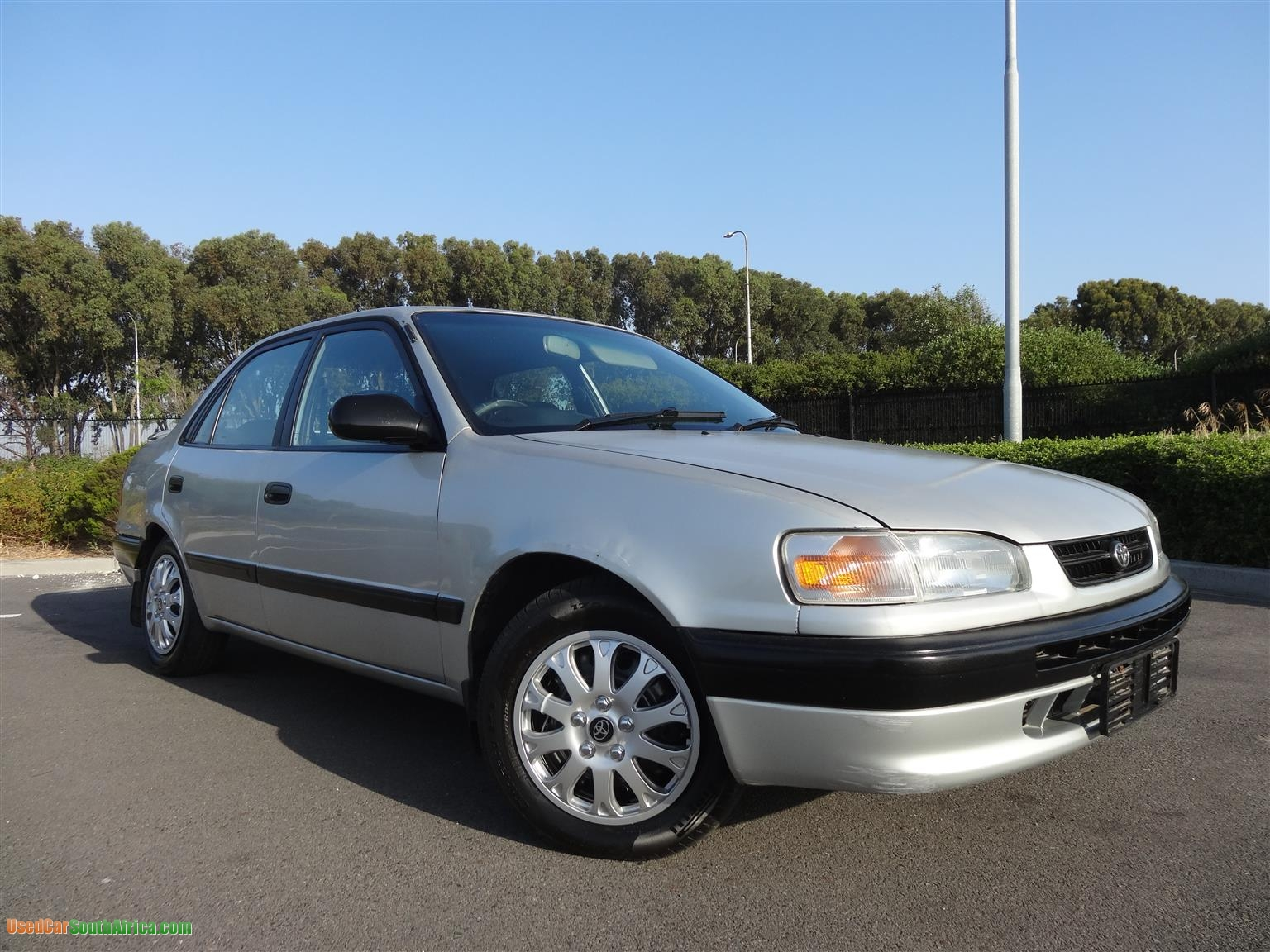 toyota corolla london east 1990 africa south cape eastern usedcarsouthafrica