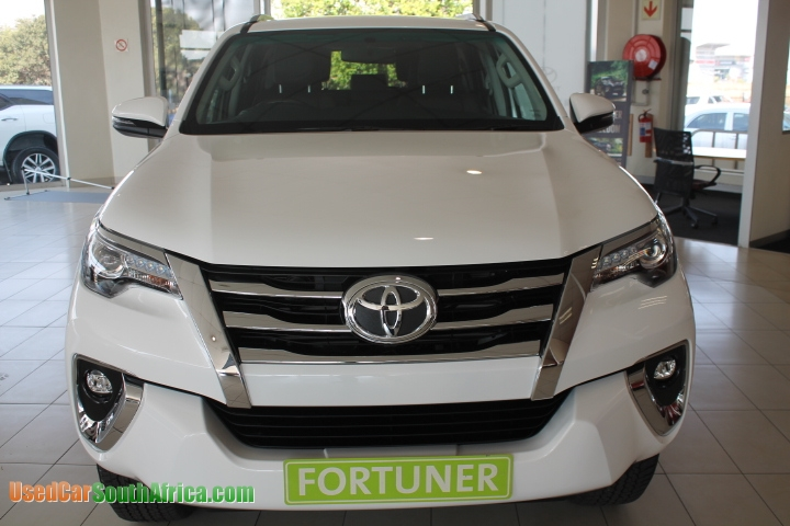 2008 toyota fortuner used car for sale in johannesburg