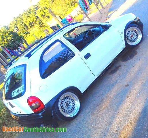 2007 Opel Corsa Lite Sport (Modified) Used Car For Sale In