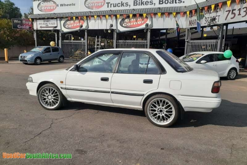 1998 Toyota Corolla 1 6 Used Car For Sale In Midrand Gauteng South Africa Usedcarsouthafrica Com
