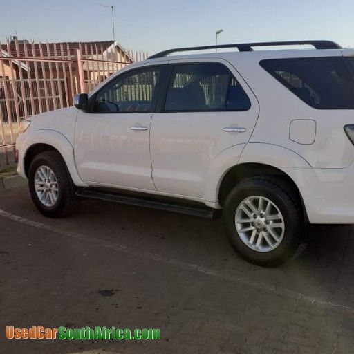 2015 Toyota Fortuner 2.5D 4D 2x4 Used Car For Sale In