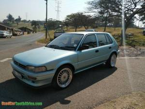 Cheap Toyota Tazz Used Cars Under R 30 000 Used Toyota Tazz Cars