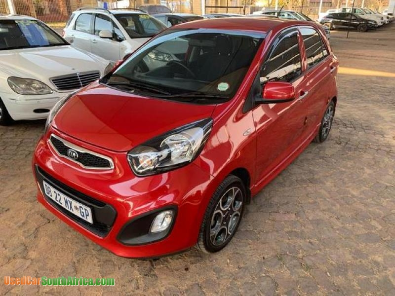 2004 Kia Picanto used car for sale in Johannesburg City ...